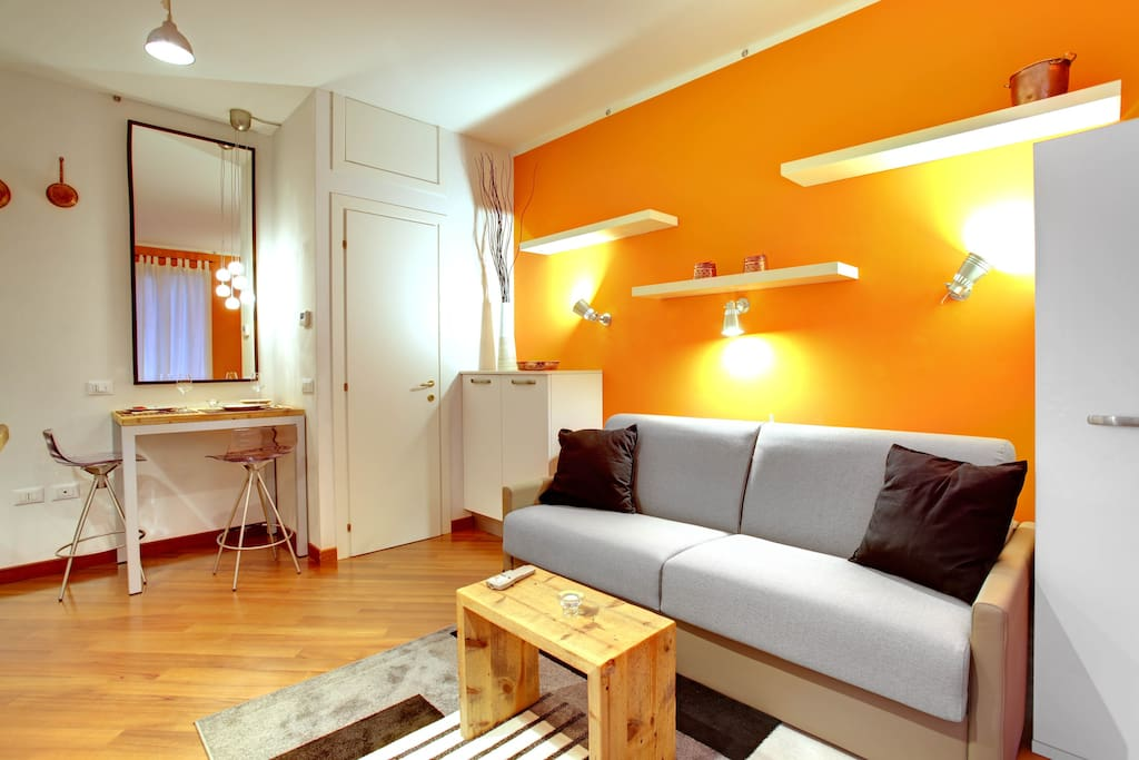 Lovely Studio in Excellent Position - Appartamenti in affitto