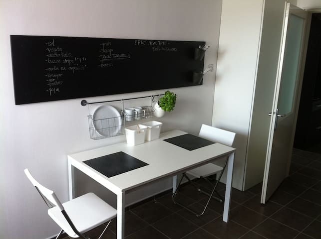 Modern well connected apt., close to IKEA - Sesvete - Appartement