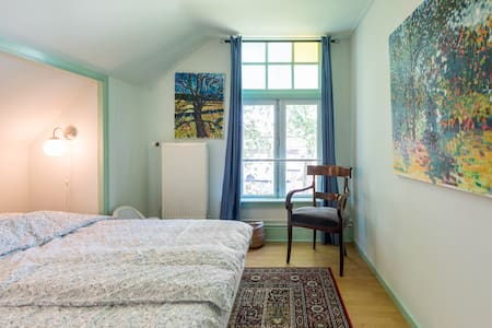 Rooms in former farmhouse near Amsterdam
