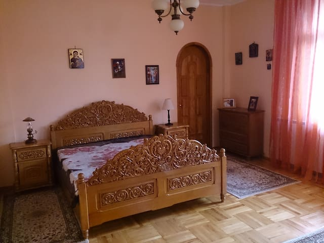 Room 2, first floor with balcony