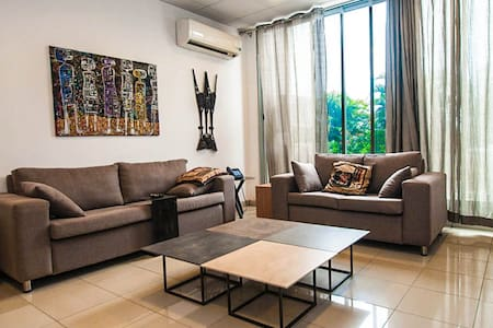 Abuja's Family Suite - Deluxe - Wohnung