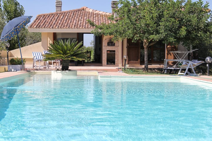 Wonderful villa for your holiday!