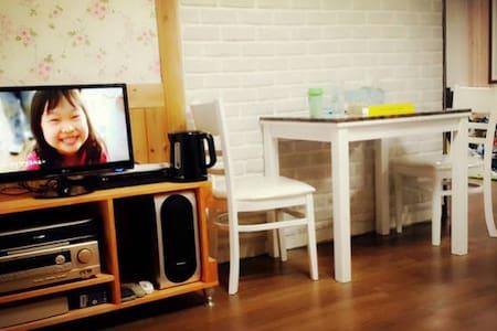 成均馆大学正门-大学路精装TWOROOM,两居室+客厅厨房