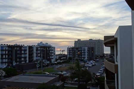 Sol & Mar, Cómodo Departamento Cercano a playa