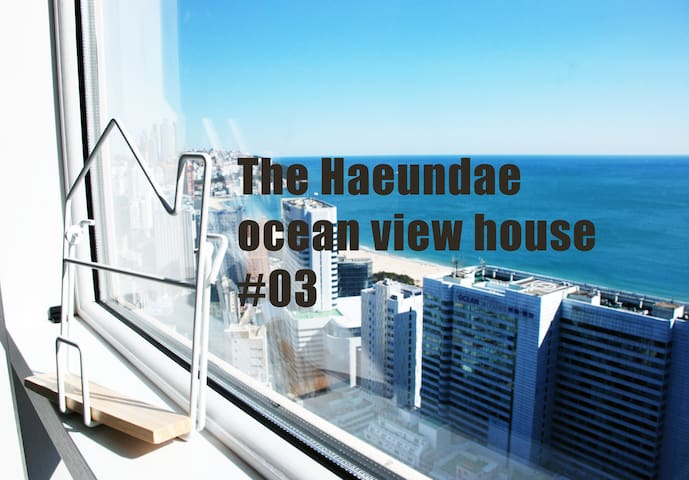 Haeundae Ocean view house