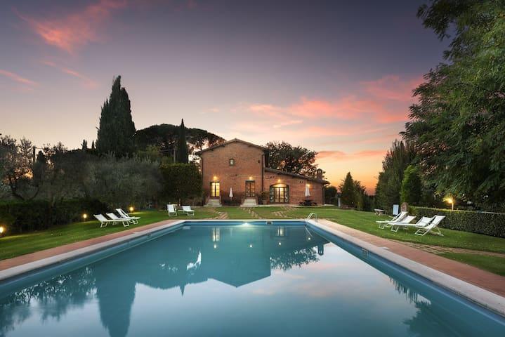 """La Casa delle Querce - """"Borghetto"""" - Montepulciano - Apartamento"""