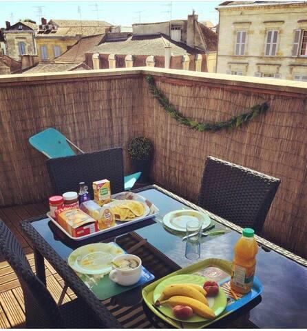 Appartement de 70m2 au cœur de Bergerac.