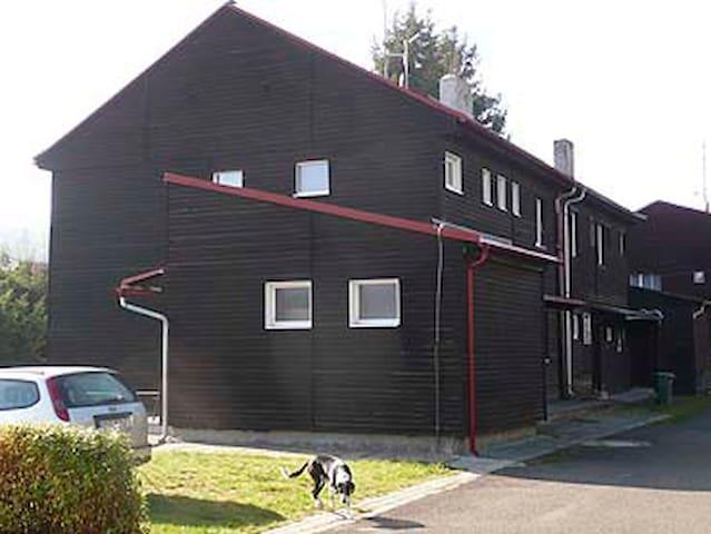 Apartmán v horské chatě k pronájmu - Jáchymov - Leilighet