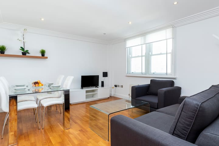 1BR FLAT BY COVENT GARDEN - CHARING CROSS AREA