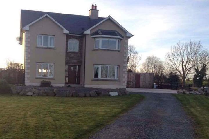 Danead - Rathvilly - House