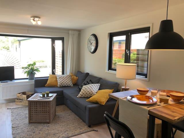 Heerlijk vakantiehuisje in Putten