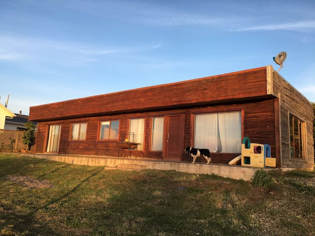 Elegante y cómoda casa en Curanipe