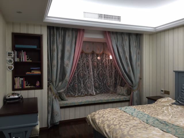 高教博园高端美式小套房 - Wenzhou Shi