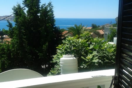 Apartment 20min to the sea and 30min to city centr - Appartement