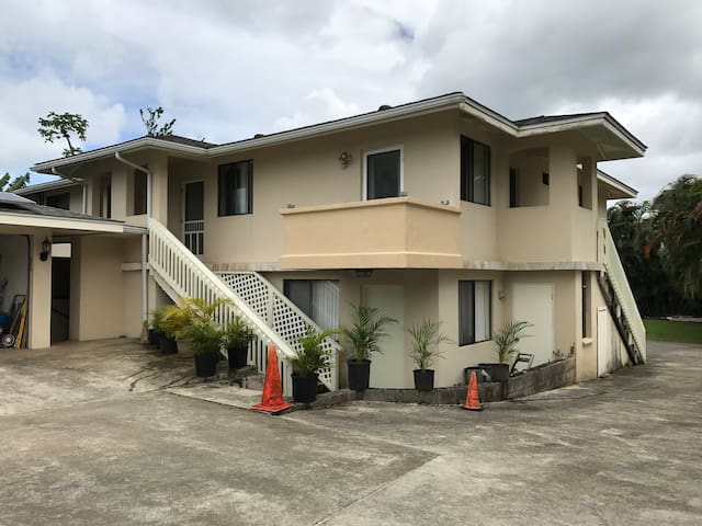 Private Single Unit in Kaneohe