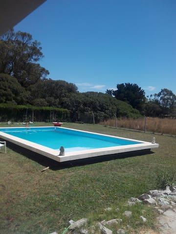 Apartamento con Vistas a la Piscina - Mar del Plata - Casa