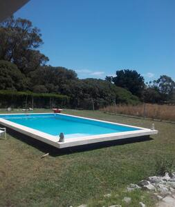 Apartamento con Vista a la Piscina - Mar del Plata - Casa