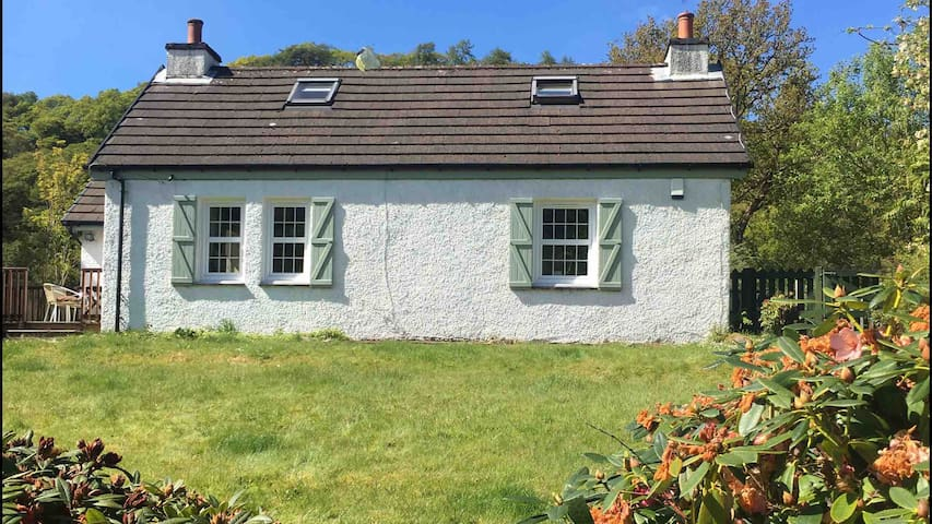 Strathlachlan Lodge  4 Star Quality Country House