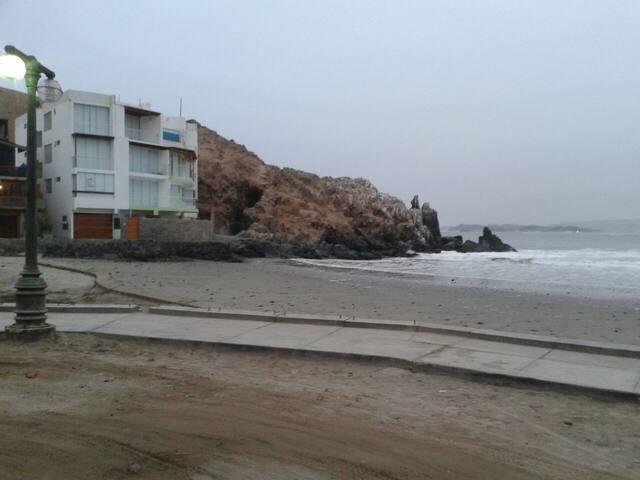 Departamento al Pie del Mar Cerro Azul Beach&Surf