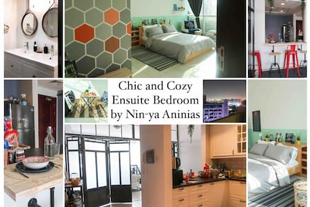 Chic and Cozy Ensuite Bedroom When in Dubai by HNA