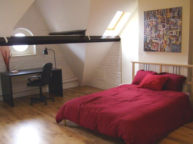 Broadway room - Schaerbeek - Huis