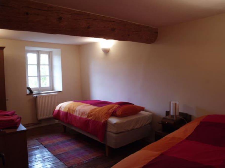 Chambre (2 lits)