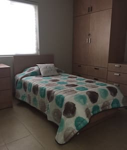 Habitacion confortable para profesionista - San Nicolás de los Garza