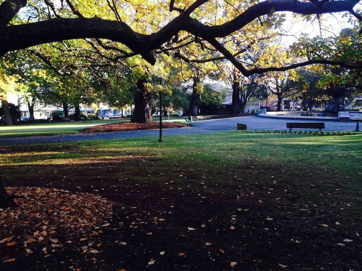 Leafy Oasis in the heart of Launceston