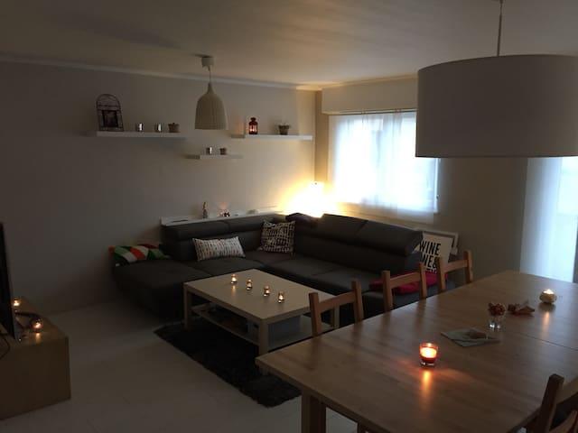 Appartement au cœur d'Horbourg-Wihr - Horbourg-Wihr - Apartamento