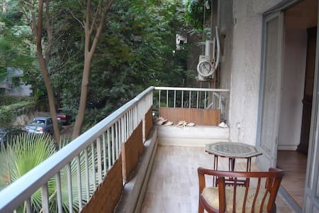 A single room in Maadi Degla - Apartamento