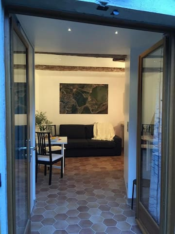 Charming top-renovated apartment - Peyriac-de-Mer - Apartment