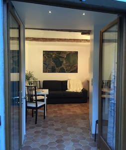 Charming top-renovated apartment - Peyriac-de-Mer - Apartemen
