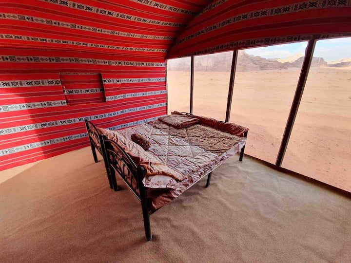 Big Stars Camp- Wadi Rum- Jordan