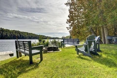 Serene waterfront escape -  LacMetayer-Gracefield