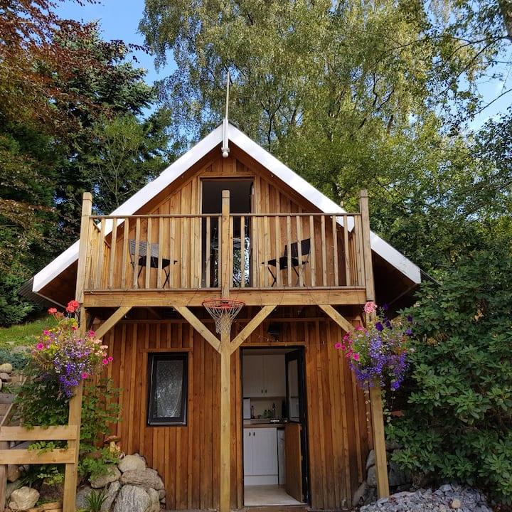 Fairy Penthouse - Zen Garden Glamping