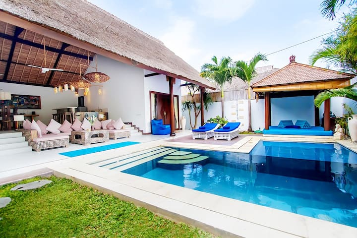 Quiet Private Villa on Seminyak (Villa Asri) - Kuta - Villa