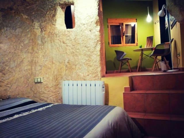 casa rural monmossen bocairent
