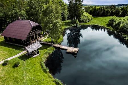 "Private Nature Sauna ""Berneliu Kaimas"""