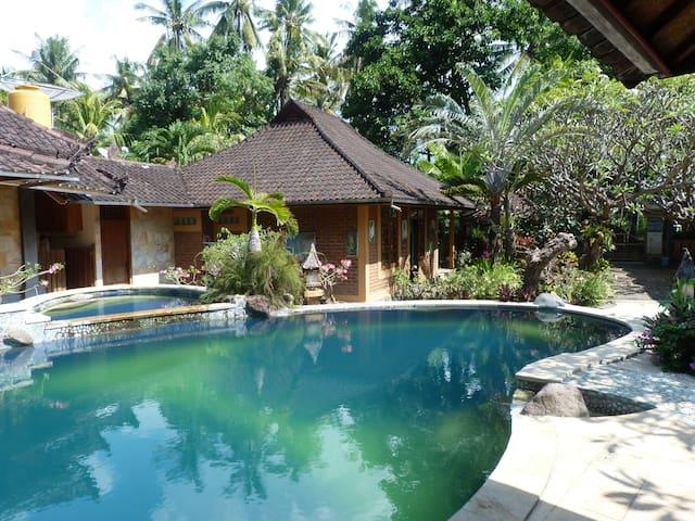 小屋罗维纳,巴厘岛