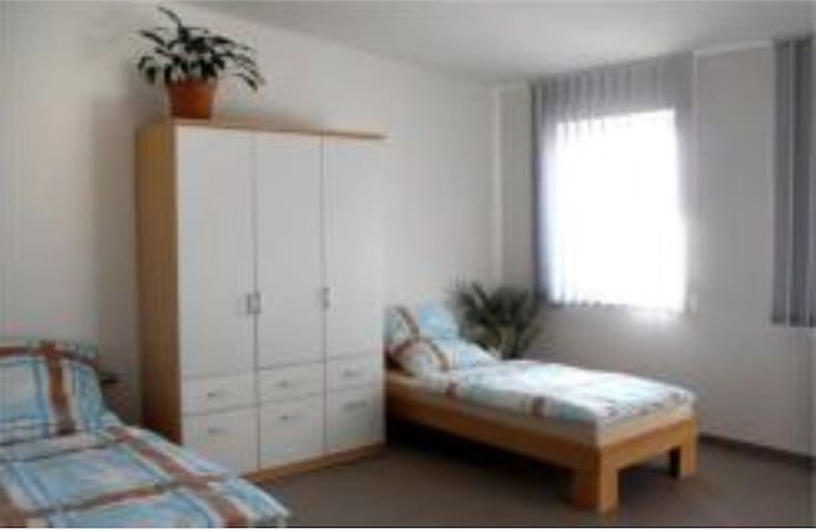 For 1-3 persons near Frankfurt - Dietzenbach - Apartment