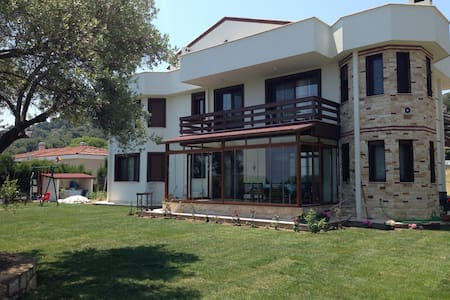 160 qm2 Apartment with ocean view - Urla