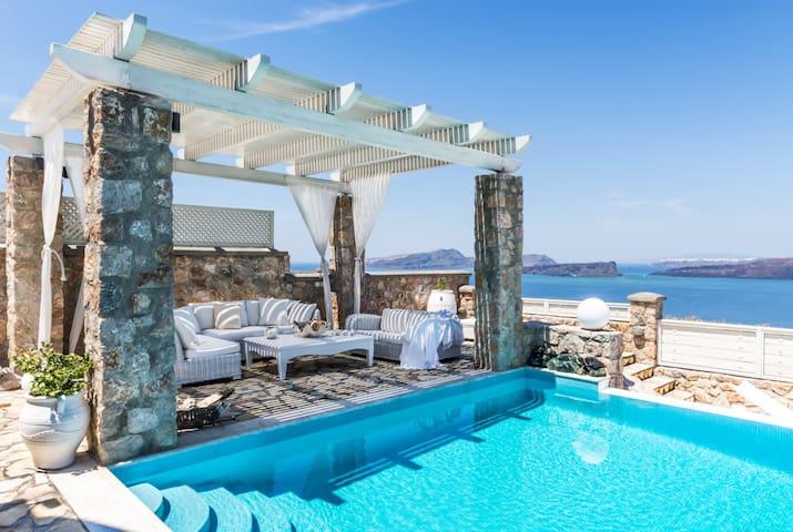 Michaela villa akrotiri-Santorini - Thira - Villa