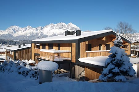 SKI IN SKI OUT, Penthouse mit Blick auf den Kaiser - Oberndorf in Tirol