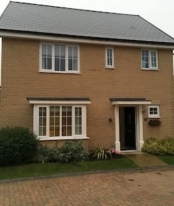 Lovely Detached village home.Great transport links