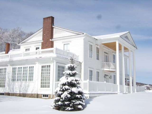 Nat. Reg. 1790 Vermont homestead - Benson - House