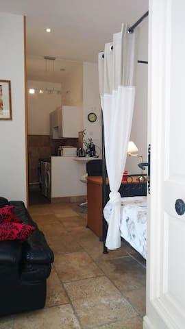 CENTRE VILLE Studio 27 M2  PALAIS des DUCS 1 Pers.