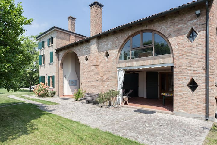 """CASOLARE LA QUERCIA"" - COUNTRY HOUSE - Correzzola - Appartement"