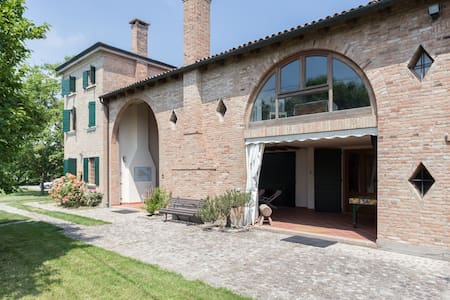 """CASOLARE LA QUERCIA"" - COUNTRY HOUSE - Correzzola"
