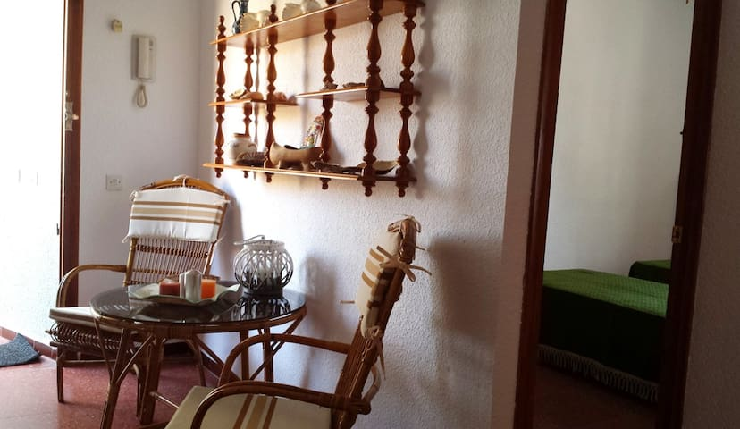 Beautiful Beach Apartment - Cabo de Gata - Daire