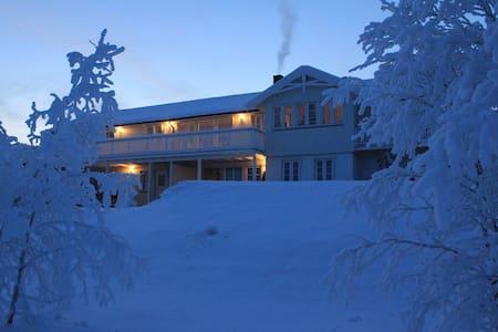 Kjempefin leilighet i Sápmi